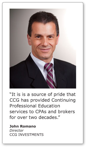 CPA Continuing Education graphic 1